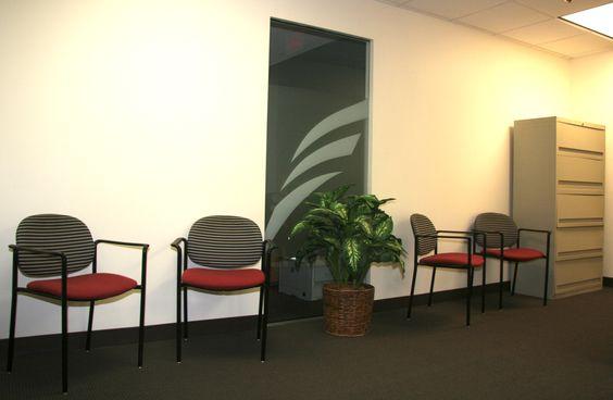 GMU inspired waiting area
