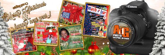 Ab heute Abend, 20. Dezember ist ADG Photo Graphic Design wieder fast täglich bis 4. Januar in der Kneipenstrasse - Playa del Ingles und machen wieder viele Fest Bilder ...  Frohe Weihnachten und einen guten Rutsch ins neue...