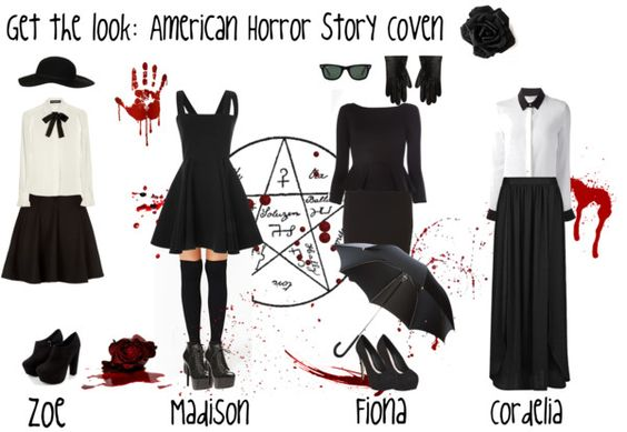 Get the look: American Horror Story Coven: