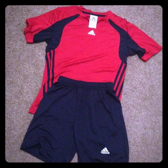 Adidas bundle In excellent condition worn twice only Adidas Tops