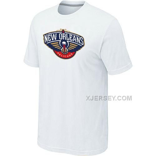 http://www.xjersey.com/new-orleans-pelicans-big-tall-primary-logo-white-tshirt.html Only$27.00 NEW ORLEANS #PELICANS BIG & TALL PRIMARY LOGO WHITE T-SHIRT Free Shipping!