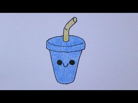 Como Desenhar Um Picolé Muito Fofo Youtube Desenhos