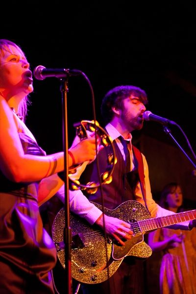 MIXTAPE: A Wedding Cover Band for Hipsters