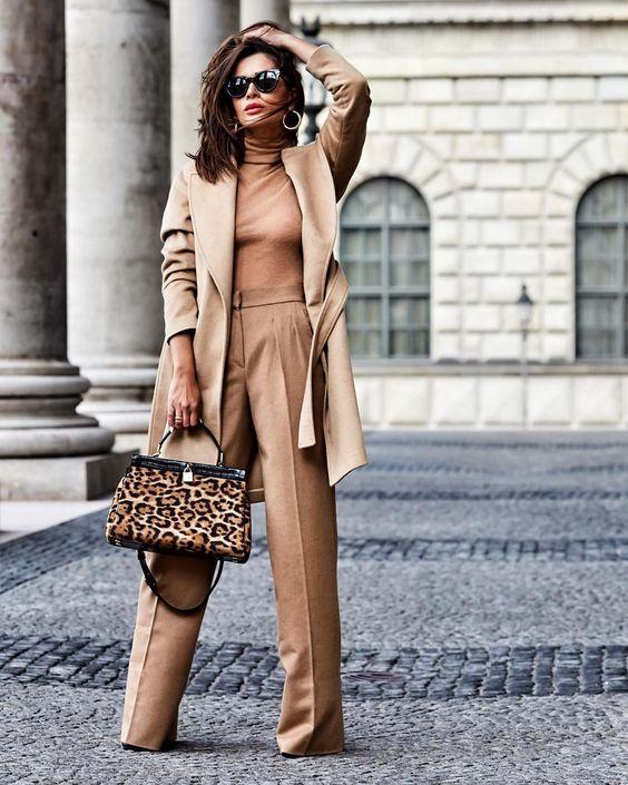 50 крутейших осенних образов на каждый день для стильных дам | Новости моды