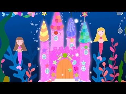 La Sirena El Pequeño Reino De Ben Y Holly Español Capitulos Completos Dibujitos Niños Youtube Ben Y Holly Sirenas Pequeña