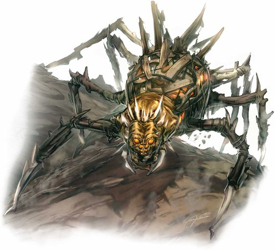 bilge spider - Google Search