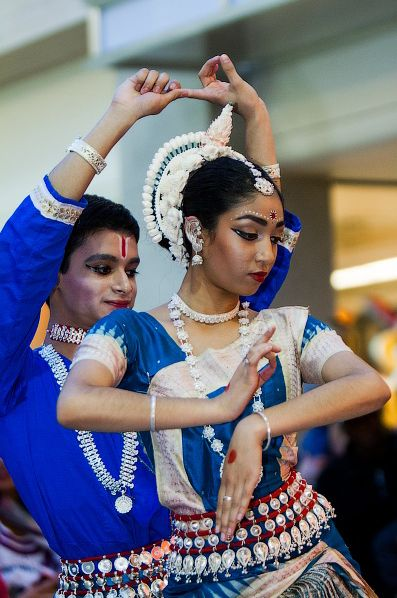 Experience music, dance, stories, and more from cultures around the world at the annual Cultural Crossroads Festival in Bellevue.