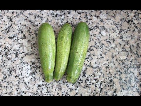 30040 عندك القرع الأخضر و معرفتيش شنو ديري بيه دخلي تشوفي الفيديو Youtube Food Vegetables Cucumber