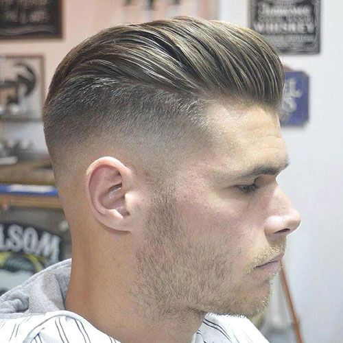 37 Best Slicked Back Undercut Hairstyles For Men 2020 Guide Mens Hairstyles Short Sides Mens Haircuts Short Mens Hairstyles Short Sides Long Top
