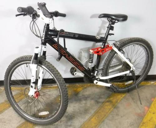 Buy Mens 27 5 Genesis V2100 21 Speed Mountain Bike W Hybrid