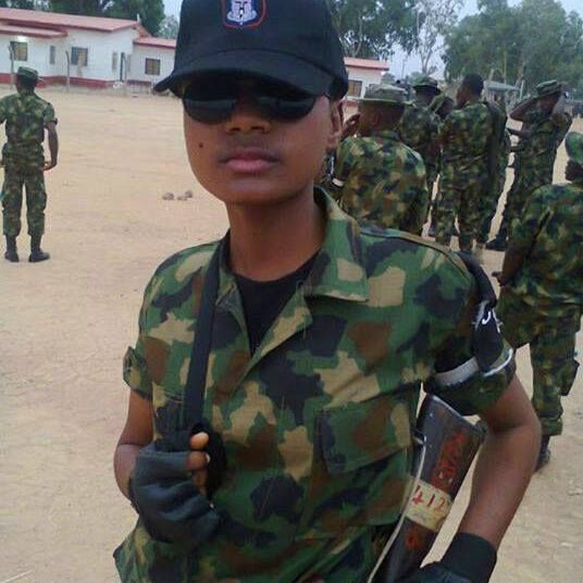 Nigeria Women armed forces | Re: See The Beautiful And Gallant Nigerian Armed Forces Women ...