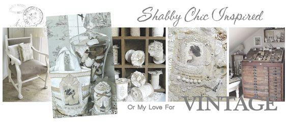Shabby Chic Inspired
