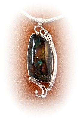 Michael Redhawk  P84 Spectrolite   Jewelry  H 0in x W 0in