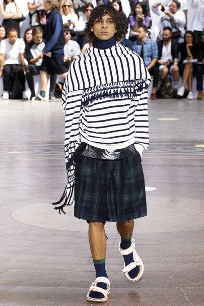 Sacai Spring/Summer 2016 Menswear Collection | British Vogue