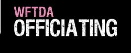WFTDA official documents, training, and certifications.