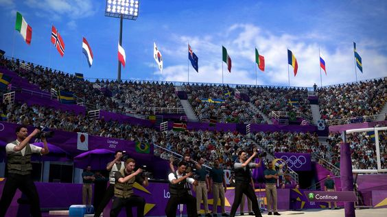 Olympic london 2012 PC Game Screenshots