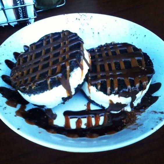 #Fridays #Galletas #Oreo #Gigante #OreoMadness #Desserts #Helado #IceCream #Gorda #GordaForever