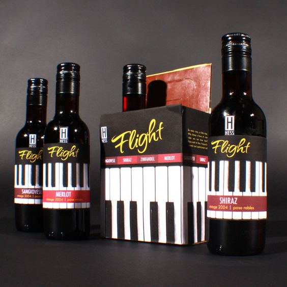 Wine Flight by ~canvasproductions for all our #wine loving #packaging peeps PD