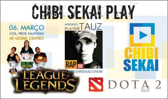 Evento Chibi Sekai Play (6 de março )