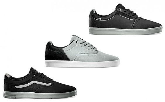 "Vans LXVI ""Black & Mirage Grey"" Pack"