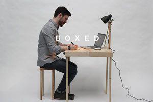 蘇格蘭設計師Tyrone Stoddart: 一只手提箱就搞定 到哪都可以是好文青!