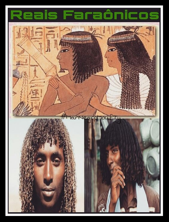 Sudan people. Original phenotypes Pharaonique. Kemet