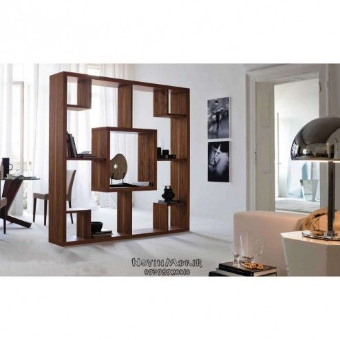 Decoration creative multipurpose bookshelf inspirational design as minimalist room divider for - Design ideas for small apartments with room divider and hallway decoration ...