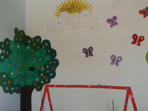 Decoração pré escola