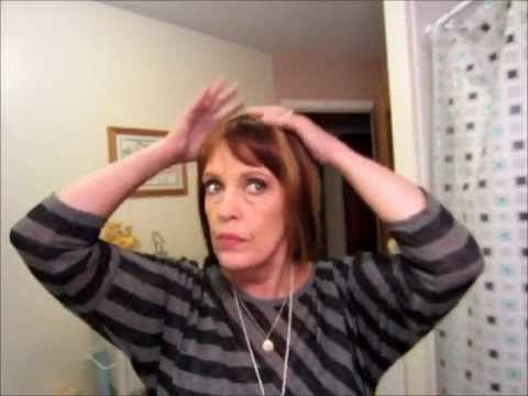 Three New Wigs.....NO! 4! : ) - YouTube