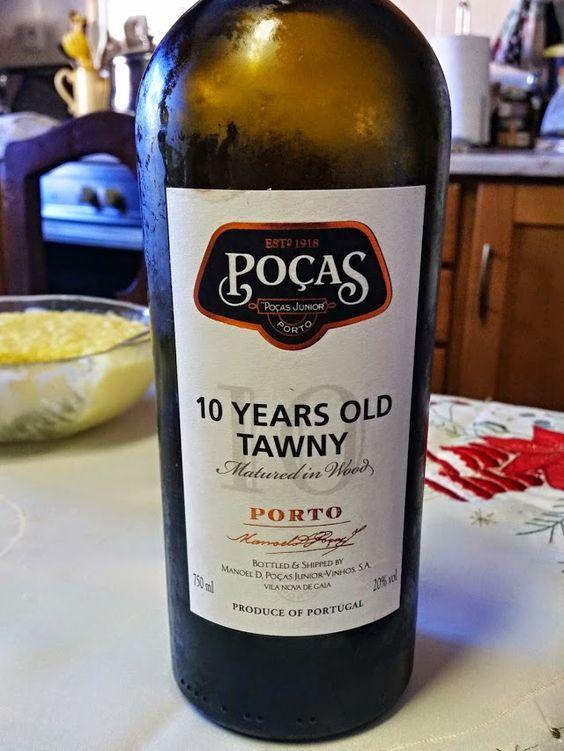 Poças Tawny 10 anos - http://reservarecomendada.blogspot.pt/2015/01/pocas-tawny-10-anos.html