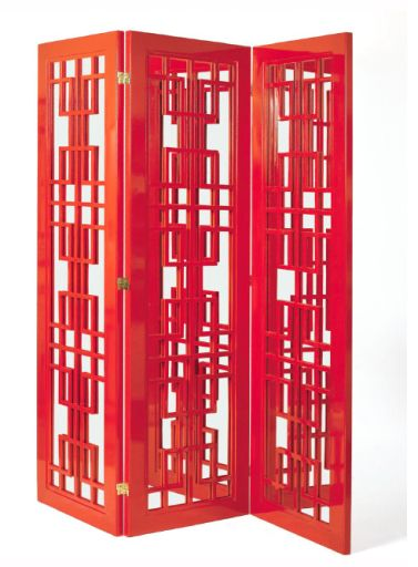 JS RED LACQUER SCREEN. Please contact Avondale Design Studio for more information about any of the products we feature on Pinterest.