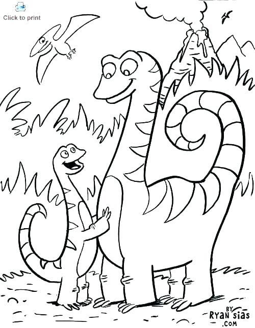 Dinosaurs Color Pages Dinosaurs Pictures To Color Dinosaurs