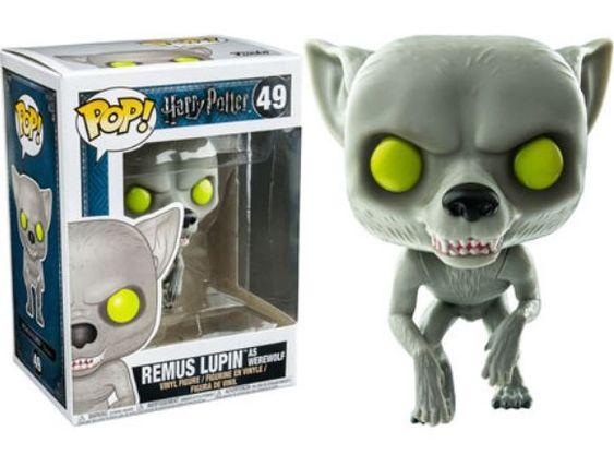 49 Remus Lupin Werewolf Funko Pop