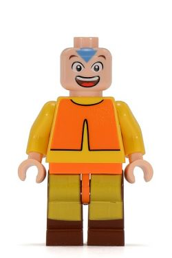 Avatar: The Last Airbender LEGO collection #Lego #avatar #thelastairbender