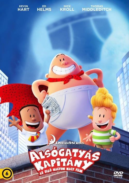 Watch Captain Underpants The First Epic Movie full movie Hd1080p Sub English Epic Movie Captain Underpants Romantic Drama Film