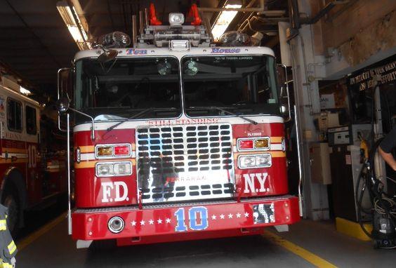 Fire truck (New-York)