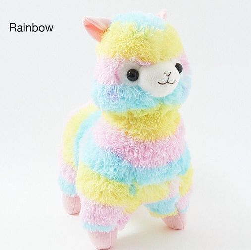 ✨ Tokyo Otaku Mode: Big Rainbow Alpacasso ✨