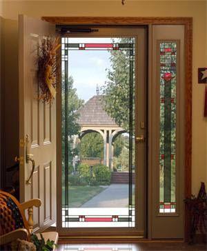 Storm Doors Glasses And Doors On Pinterest