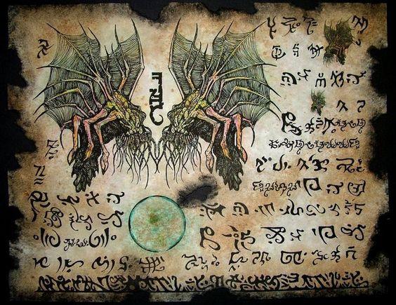 El Necronomicón,un libro salido de los infiernos D7c5fb066086829eb6b4e1a37b7060c4