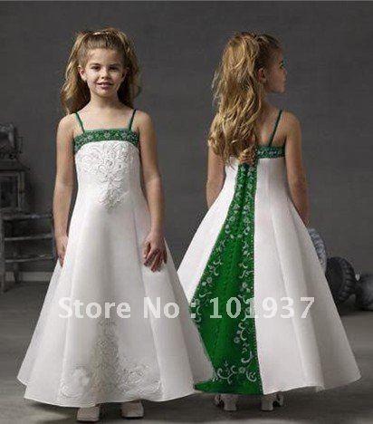 Flower Girl dress option -3 - Dream Wedding - Pinterest - Girls ...