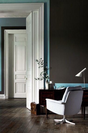 Pinterest le catalogue d 39 id es for Decoration porte gris