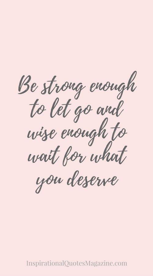 Inspirational Quote about Strength and Patience - Visit us at InspirationalQuotesMagazine.com for the best inspirational quotes!: