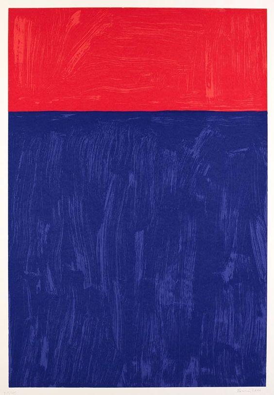 GÜNTHER FÖRG - Ohne Titel (II), 2000