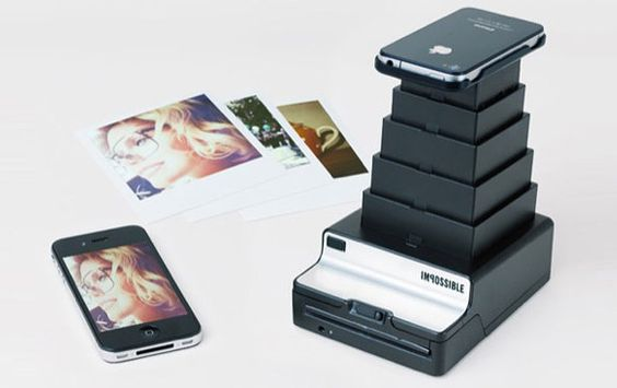 The Impossible Instant Lab turn iPhone images into Real