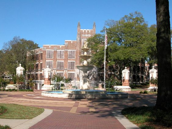 Alma Mater - University of North Alabama