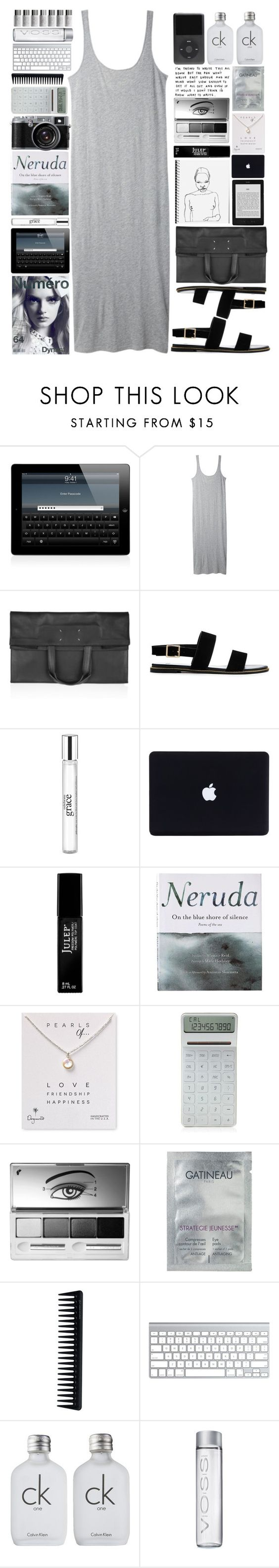 """""""Untitled #1471"""" by tacoxcat ❤ liked on Polyvore featuring Maison Margiela, ASOS, philosophy, Julep, Patagonia, Dogeared, LEXON, Clinique, Gatineau and GHD"""