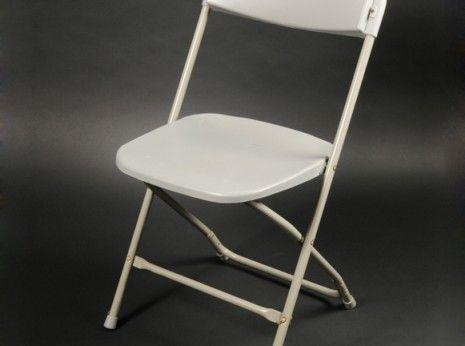 Folding Chair, Gray Samsonite