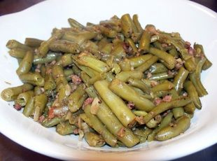 Quick Hearty Green Beans | Recipe | Green Beans, Beans and Green