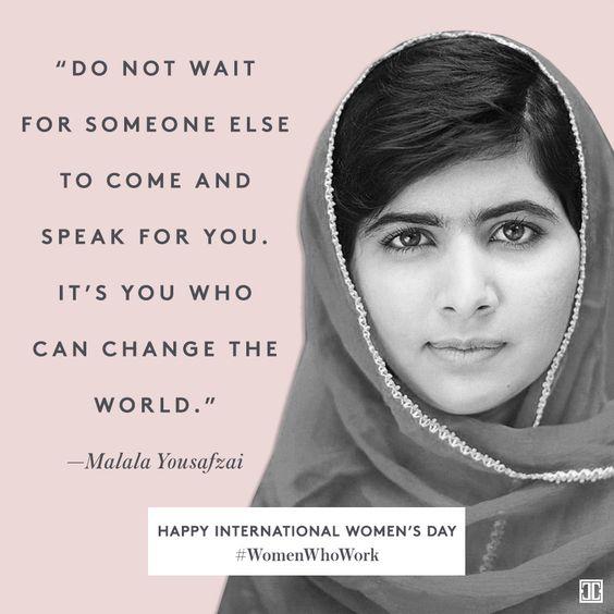 Happy International Women's Day #WomenWhoWork