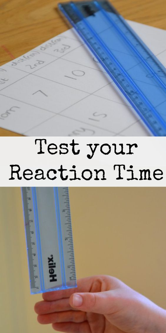 science reaction time Forces that alter or interfere with perception – including state of attention, muscle tension, age, practice, distractions and physical fitness – affect reaction time because reaction time depends on the ability to perceive stimulus and respond, these factors affect the speed of responses and .